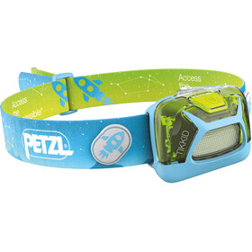 Petzl Tikkid Headlamp blue
